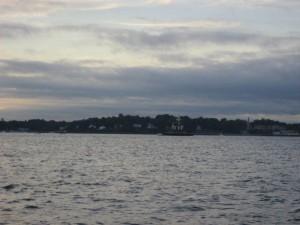 Long Island at Sunrise