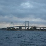 Throgs Neck from a distance