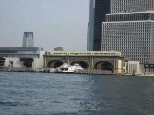 Old Staten Island Ferry Terminal