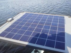 Ganz 12w Solar Panel