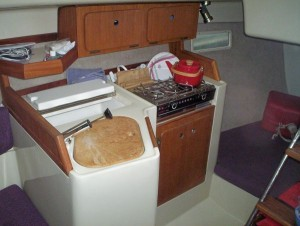 Pre-Purchase - Galley