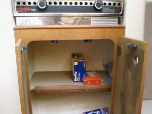 Pre-Purchase - Galley Locker