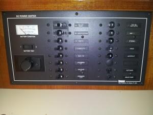 AP breaker in electrical panel